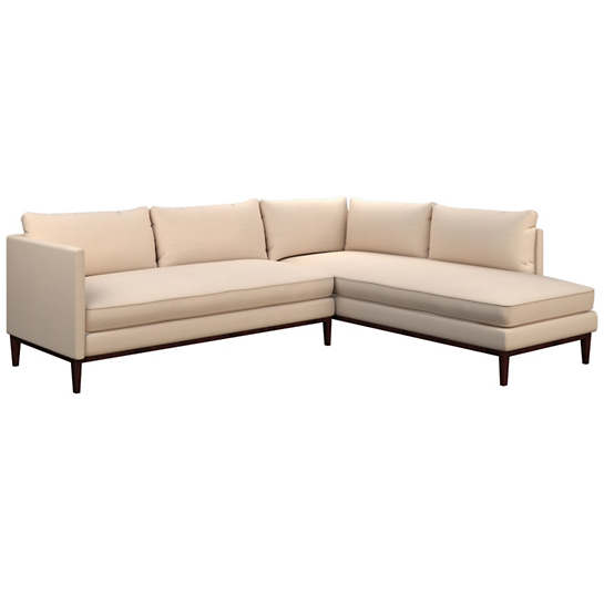 Solstice Petal Paseo Sectional