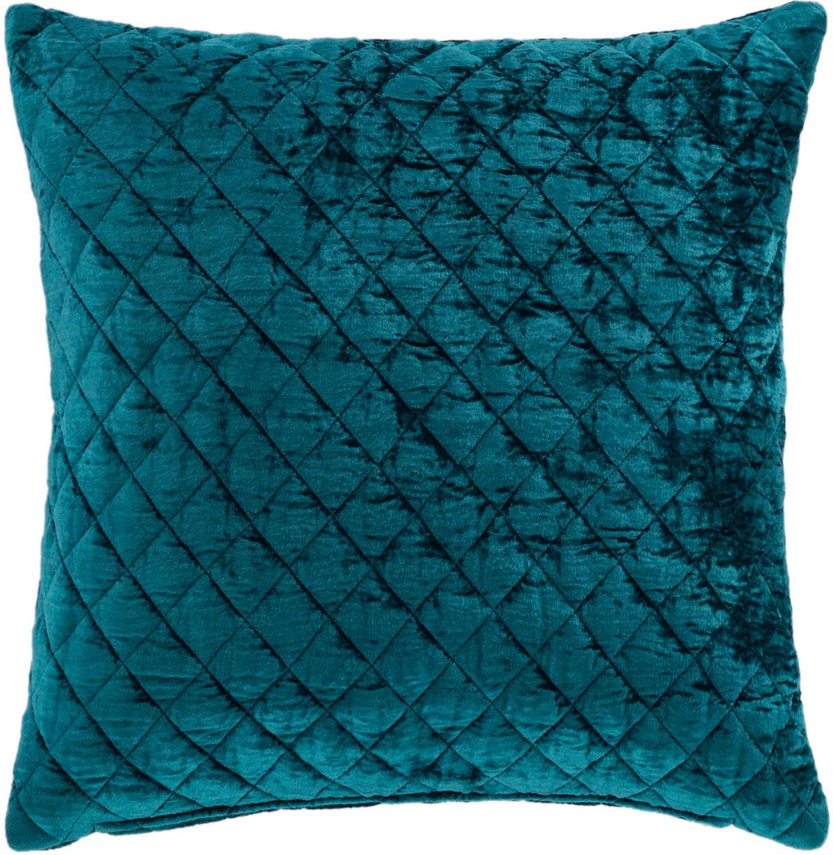 Patina Velvet Juniper Decorative Pillow