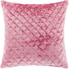 Patina Velvet Rose Decorative Pillow
