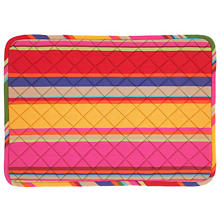 Paxton Stripe Quilted Placemat