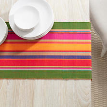 Paxton Stripe Table Runner