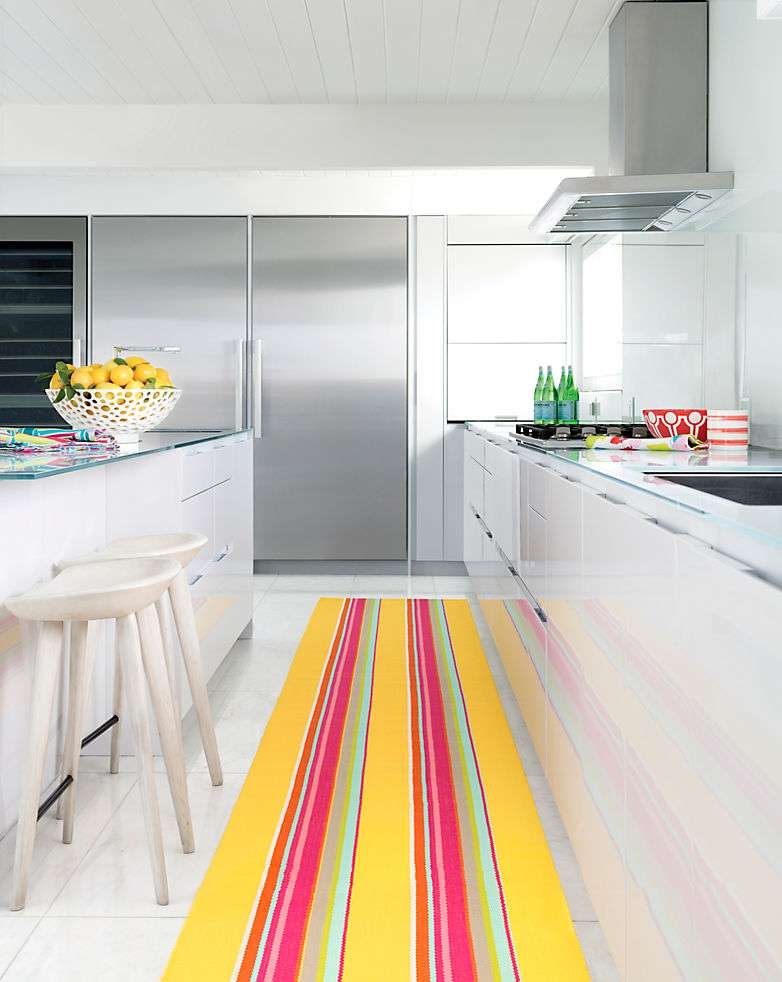 Bon As An Added Benefit, Long Runners Can Also Make Your Kitchen Look Bigger!  An Ideal Choice For Smaller Spaces.
