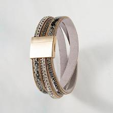 Giselle Gray Bracelet