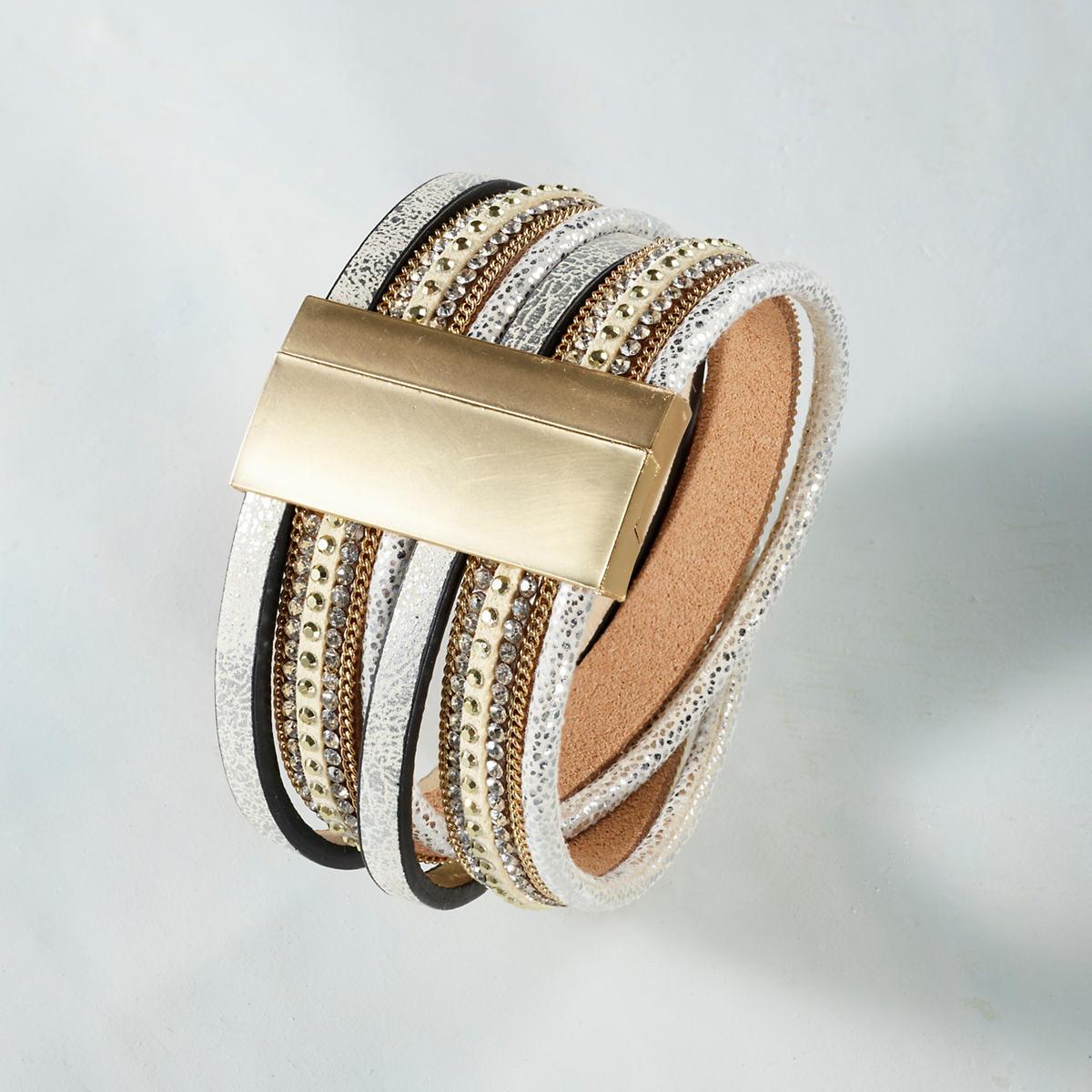 Giselle Silver Bracelet