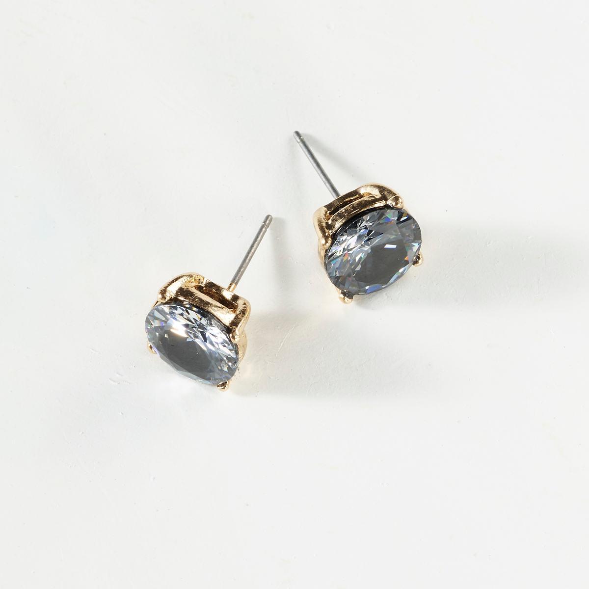 Destiny Black Earrings