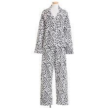 Dalmatian Flannel Pajama