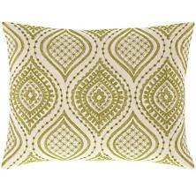 Peru Embroidered Citrus Decorative Pillow