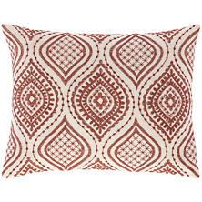 Peru Embroidered Spice Decorative Pillow