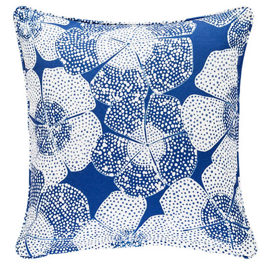 Petal Dot Indoor/Outdoor Decorative Pillow