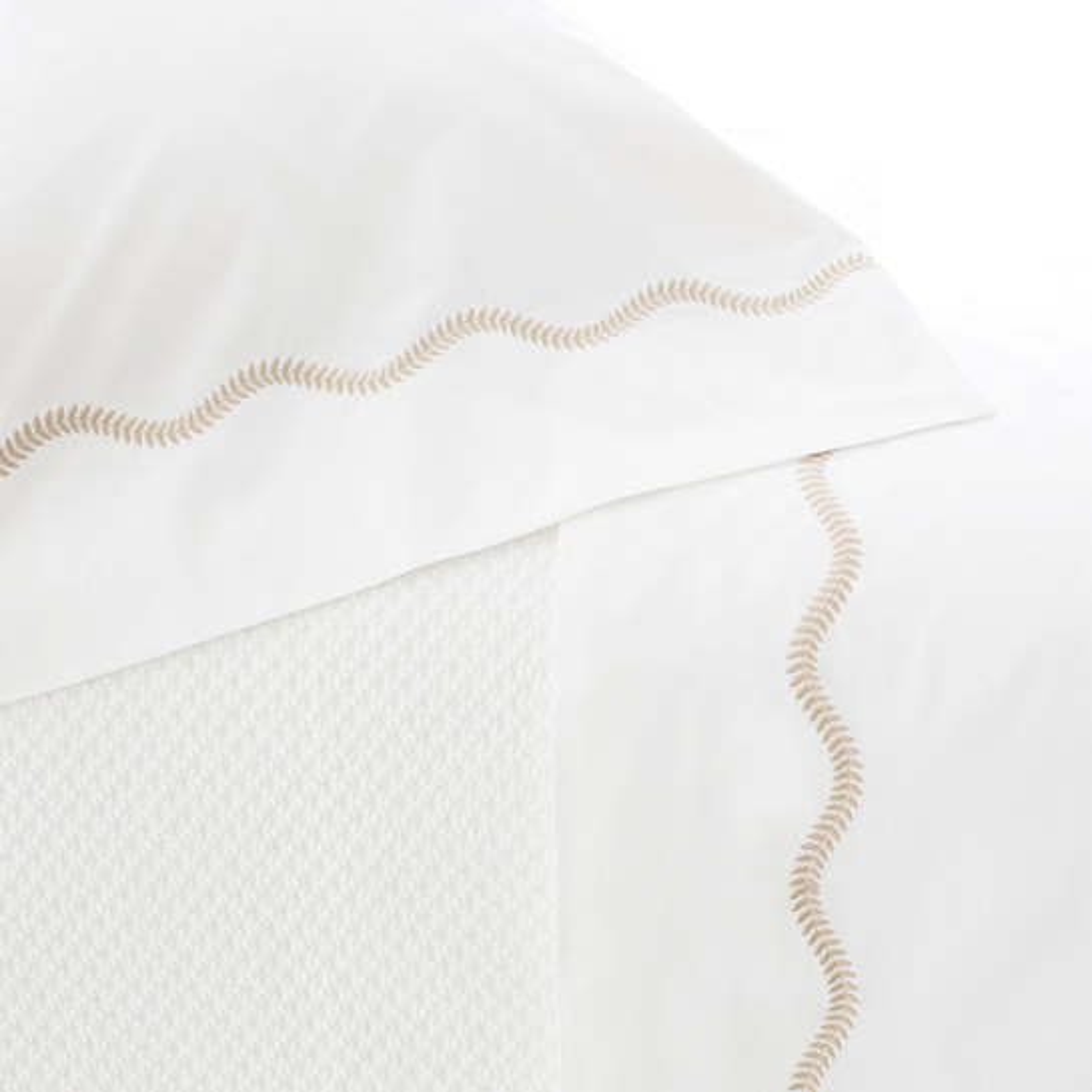 Petite Vine Linen Pillowcases (Pair)