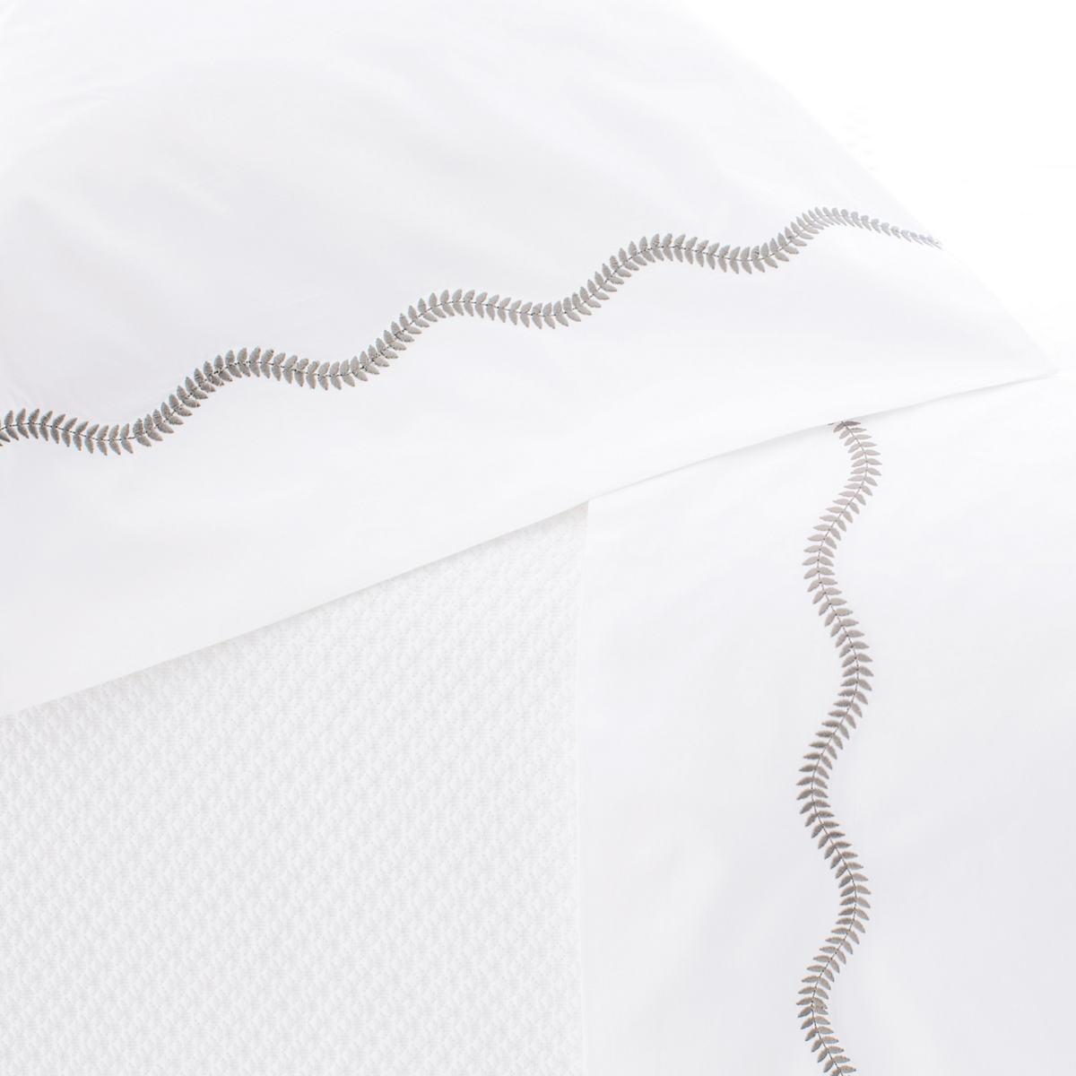 Petite Vine Pearl Grey Sheet Set