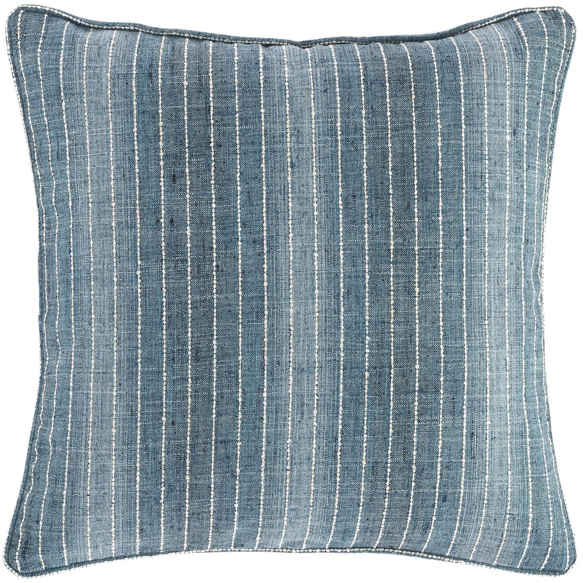 Phoenix Indigo Indoor/Outdoor Decorative Pillow