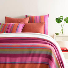 Pilar Stripe  Blanket