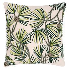 Pine Needles Indoor/Outdoor Pillow