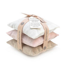 Pink Linen Assorted Sachet/Set Of 3