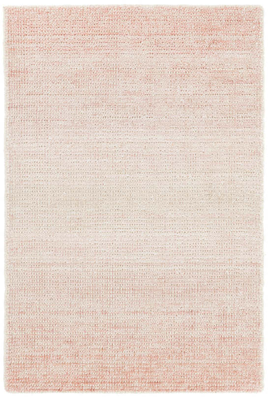 Pink Moon Woven Cotton/Viscose Rug