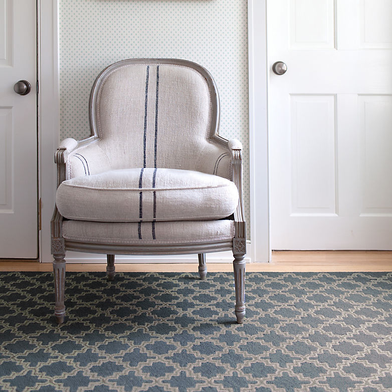 Rugs Through the Years: Plain Tin | Annie Selke's Fresh American Style