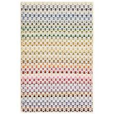 Poppy Multi Woven Wool Rug