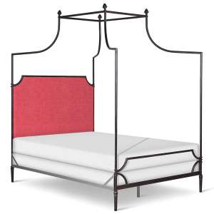 Landon Raspberry Hayden Bed
