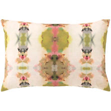 Psychedelia Jewel Decorative Pillow