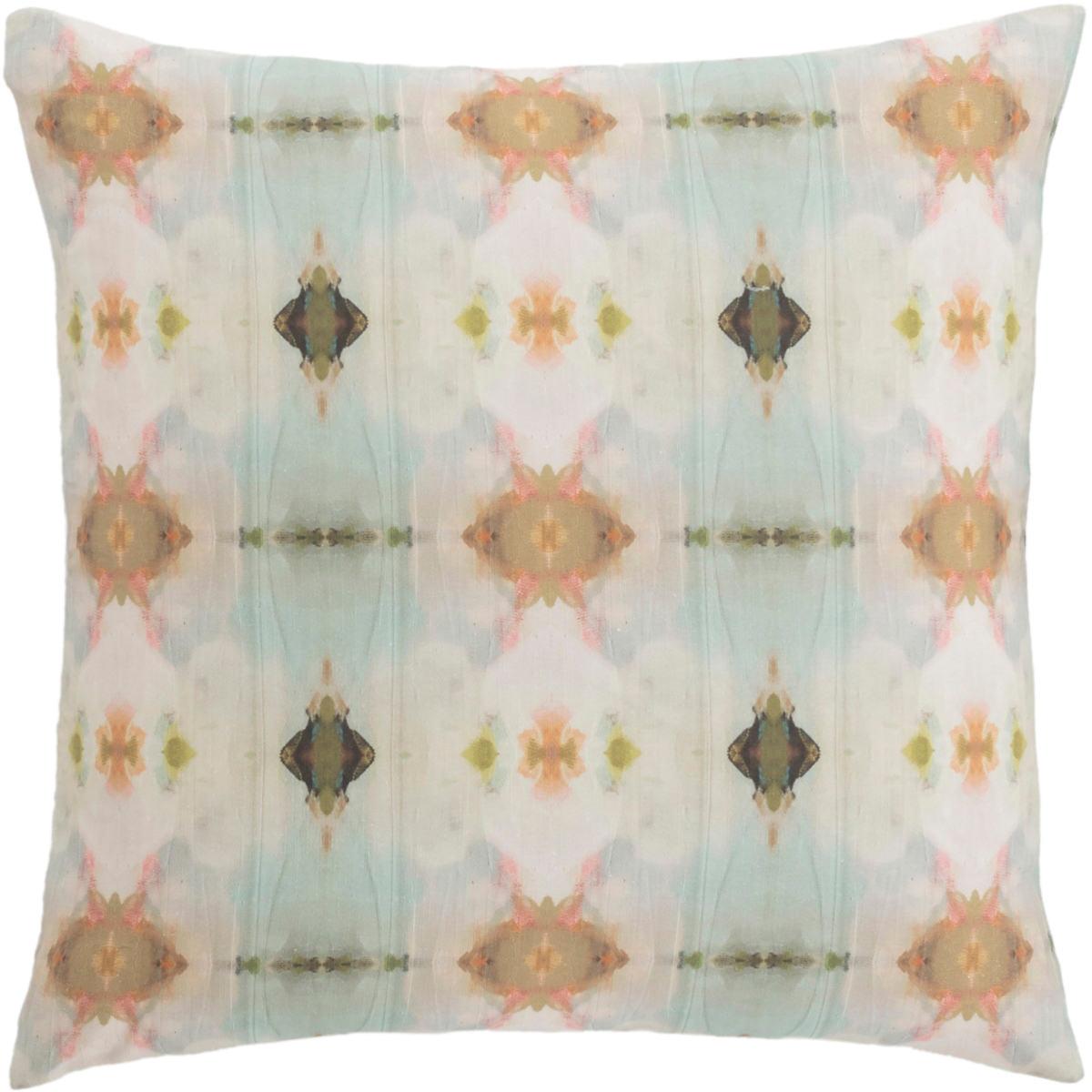 Psychedelia Sea Decorative Pillow