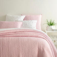 Lana Voile Pink Quilt