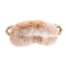 Quartz Fur Sleeping Mask