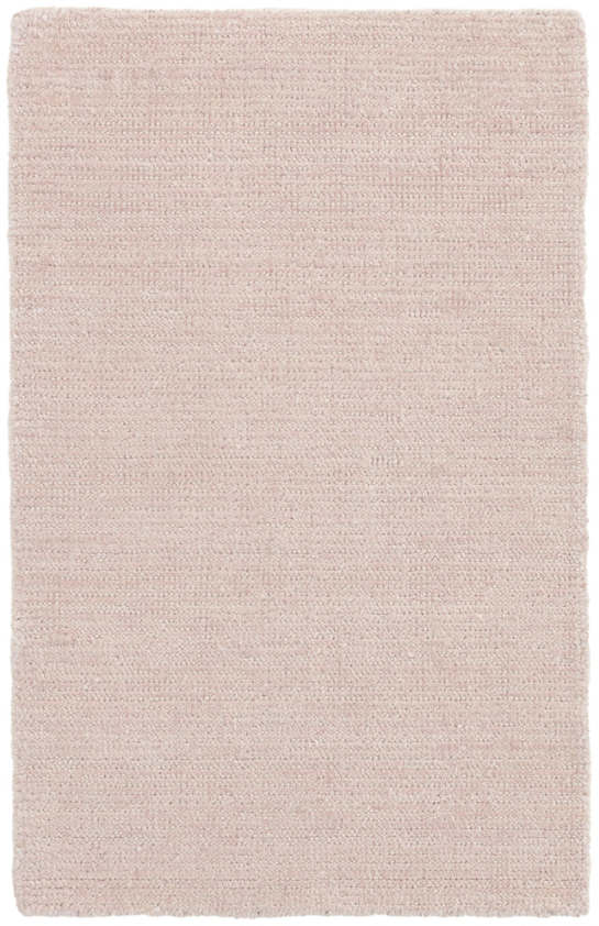 Quartz Pink Woven Viscose Cotton Rug Dash Amp Albert