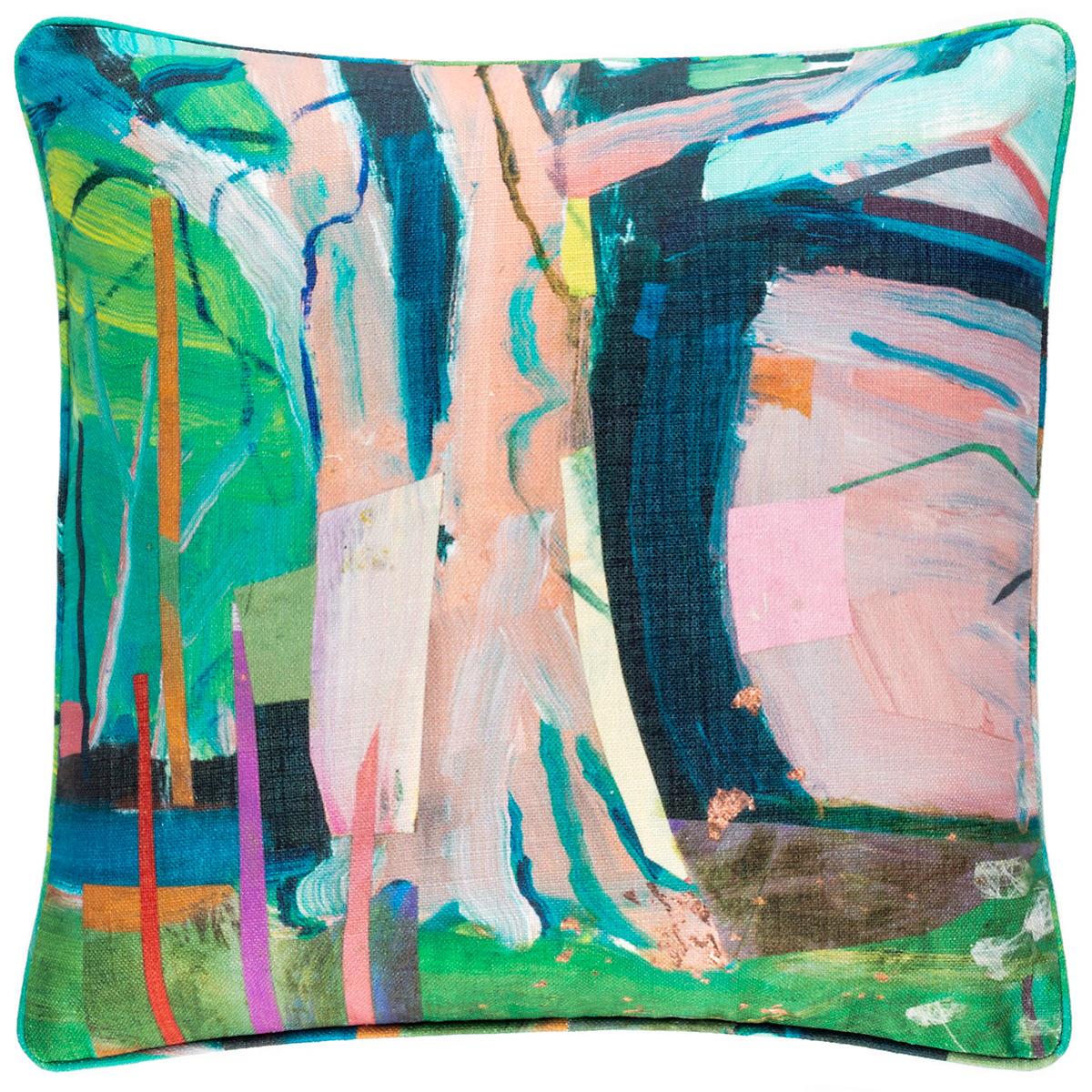Queen Anne's Lace Indoor/Outdoor Decorative Pillow