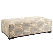 Tala Upholstered Rug Bench