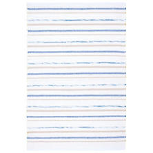 Beacon Stripe Woven Cotton Rug