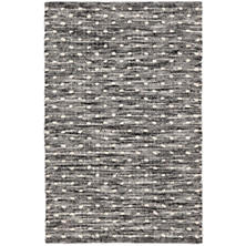 Hobnail Black Indoor/Outdoor Rug