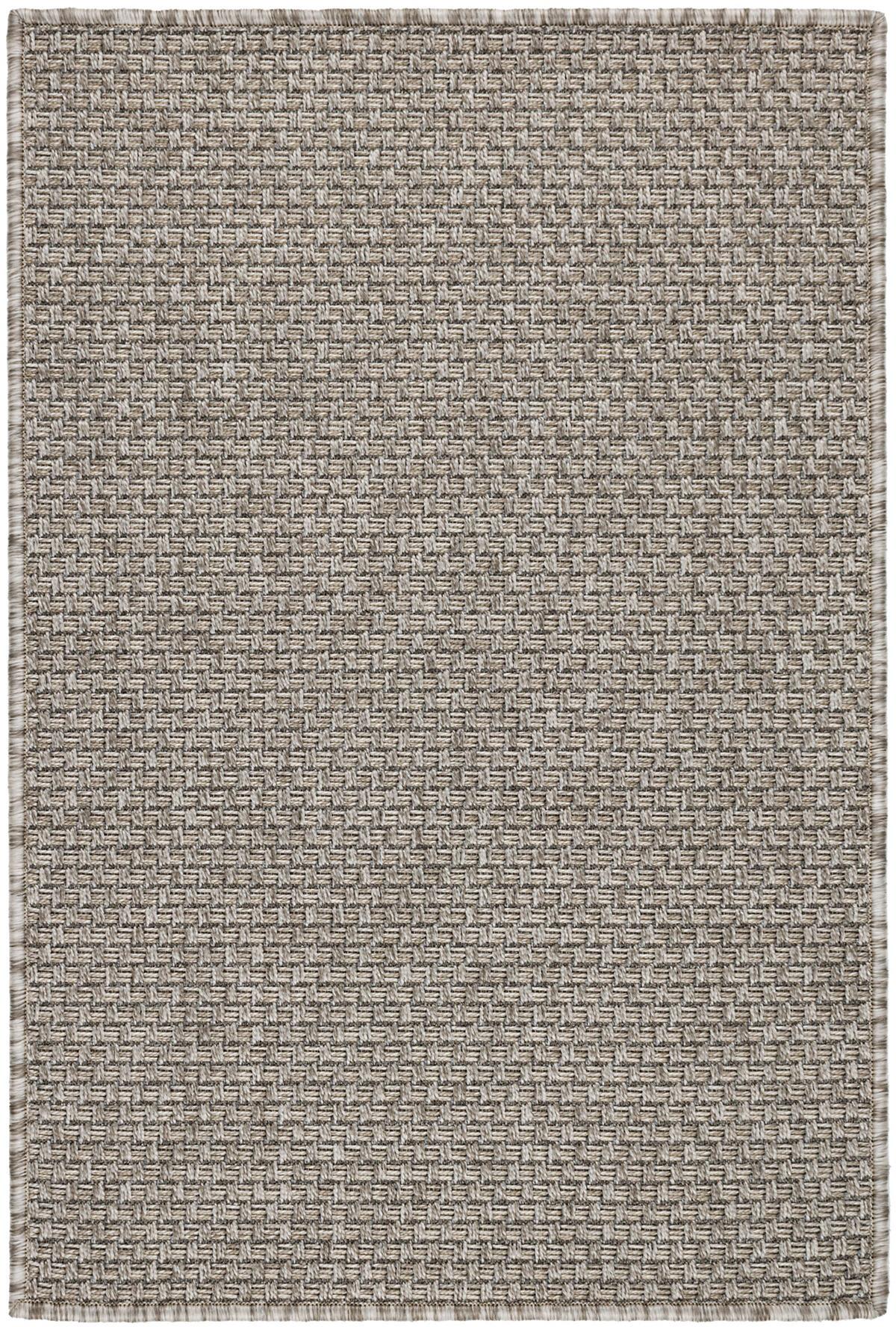 Laurel Grey Indoor/Outdoor Custom Rug