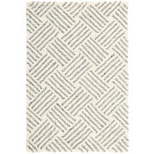 Layers Hooked Wool Rug
