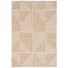Ojai Wheat Loom Knotted Cotton Rug