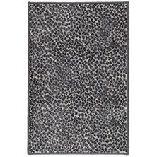 Cheetah Shale Woven Custom Rug