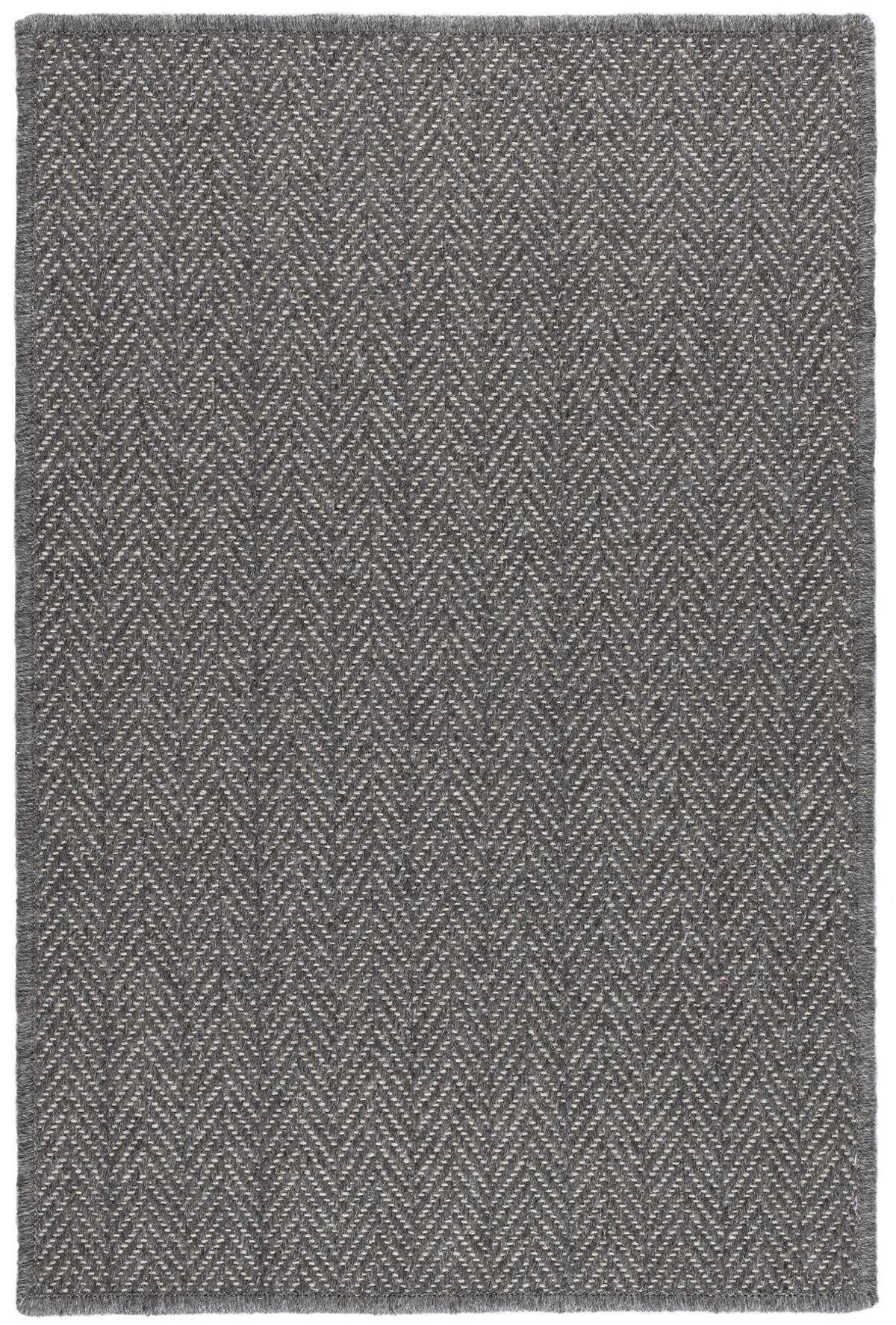 Piper Shale Woven Wool Custom Rug