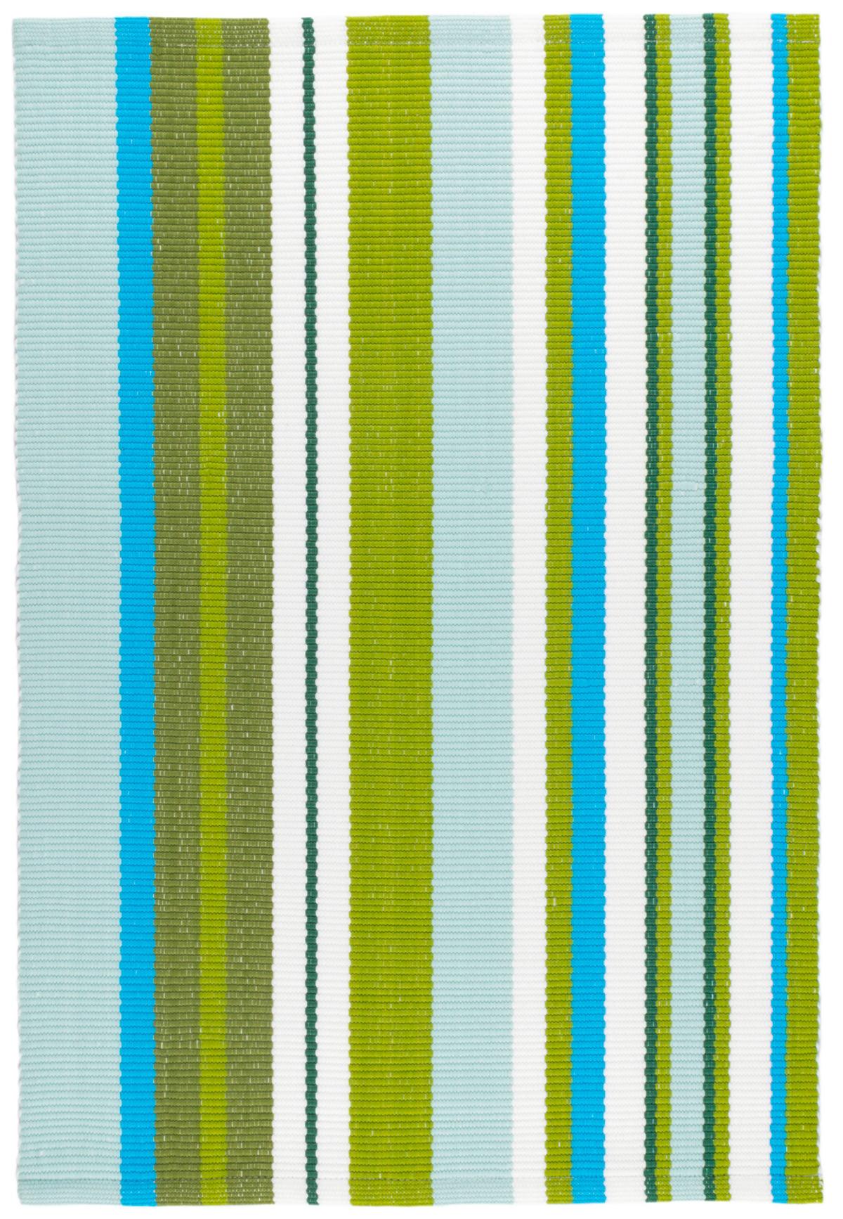 River Stripe Indoor/Outdoor Rug