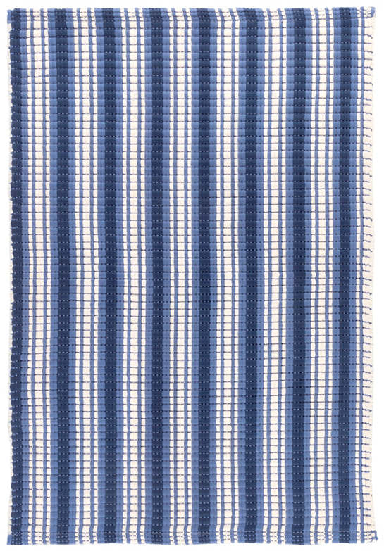 Rockland Stripe Indoor/Outdoor Rug