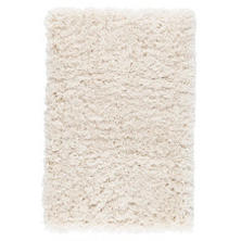 Sadie Shell Woven Custom Rug With Attached Rug Pad