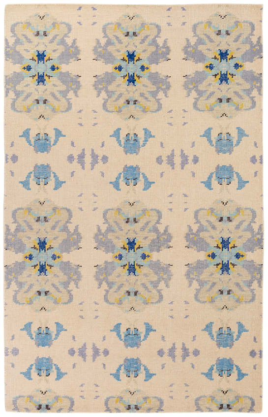 Wenona Hand Knotted Wool Rug