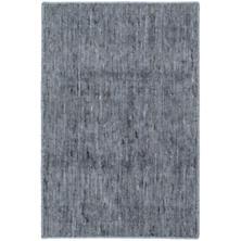 Willow Indigo Woven Custom Rug