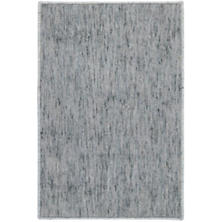 Willow Mineral Woven Custom Rug With Attached Rug Pad