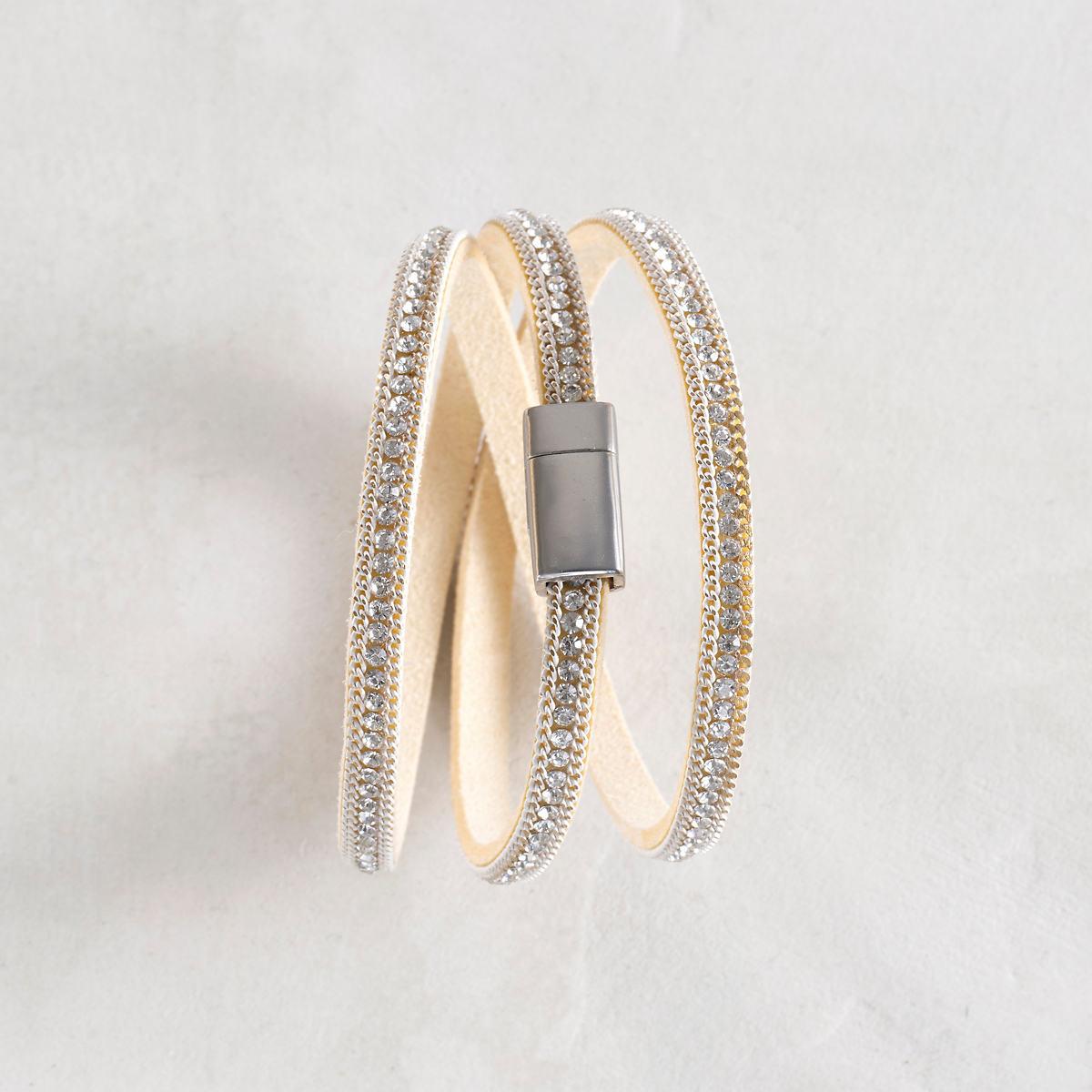 Radiance Cream Bracelet