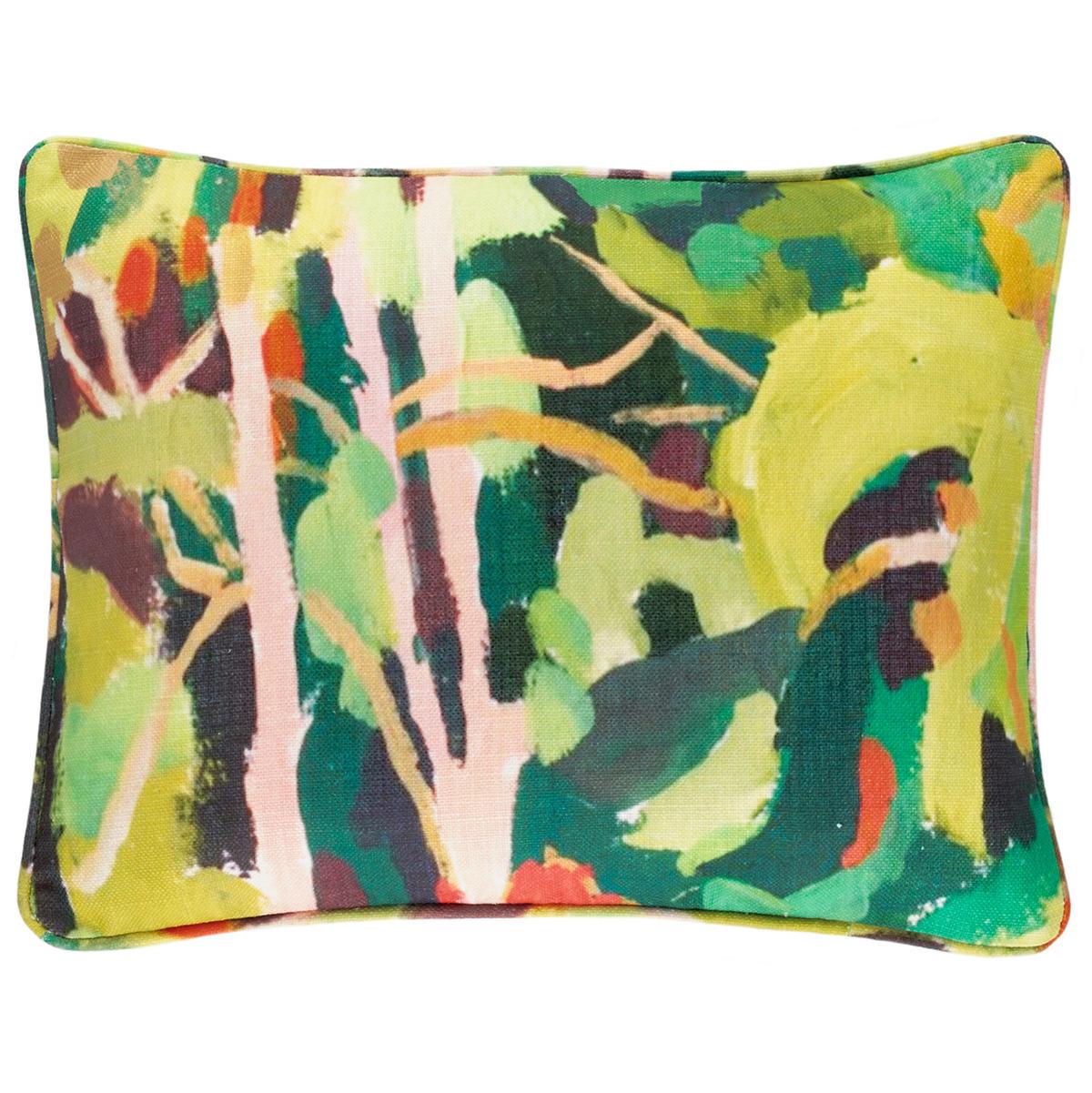 Rain Forest Canopy Indoor/Outdoor Decorative Pillow