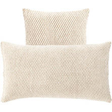 Rattan Natural Decorative Pillow