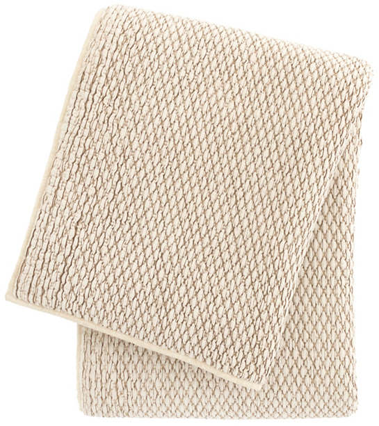 Rattan Natural Throw