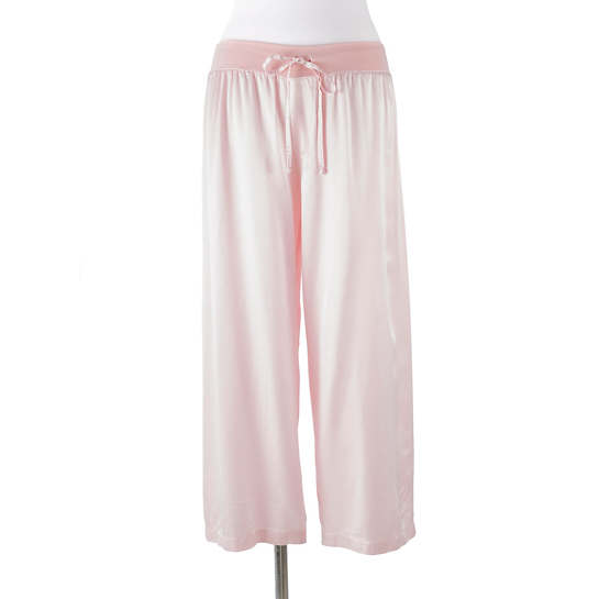 Relaxed Blush Capri