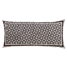 Resist Tile Decorative Pillow