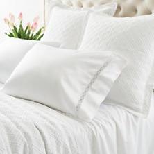 Reticolo White Pillowcases
